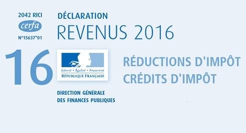 Declarer Des Travaux Pour Beneficier D Un Credit D Impots 123 Net Immo