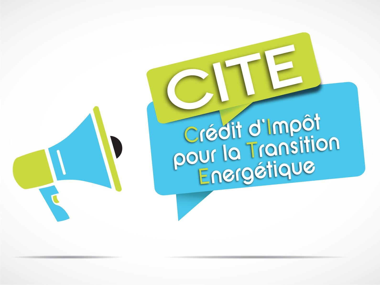 Présentation du crédit d'impôt CITE