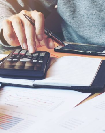 Calcul des impôts de la SCI